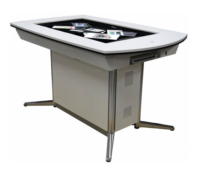 Pioneer's New Multitouch Table