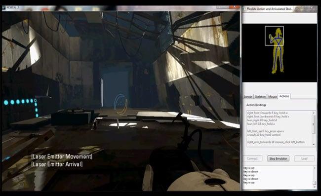 Portal 2 Kinect
