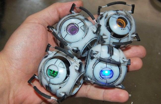 Portal 2 Personality Cores