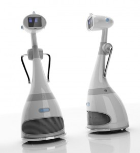 RoboDynamics Luna, The $1,000 5ft Personal Robot