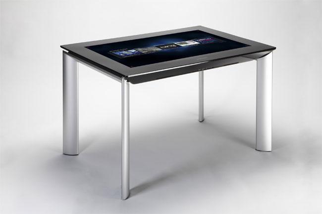 Microsoft Unveils Samsung Sur40 Surface