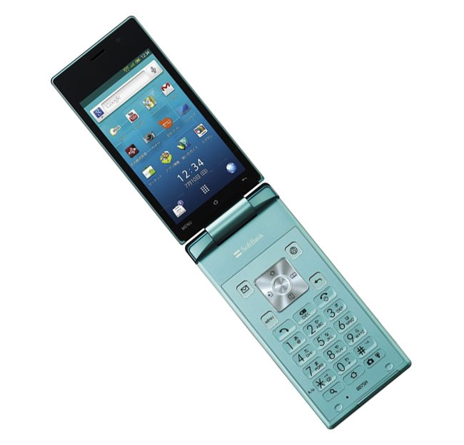 Sharp AQUOS Hybrid 007SH