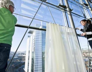 Noise Reducing Curtains Shaping Up To Be A Hit