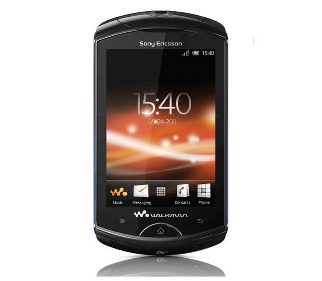 Sony Ericsson WT18i Walkman Smartphone