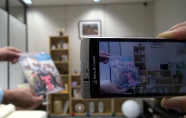 Sony Smart AR