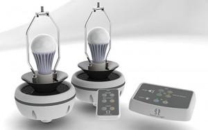Sound of Light speakers