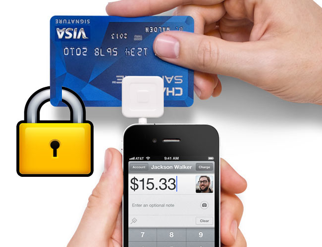 Square-Credit-Card Encryption