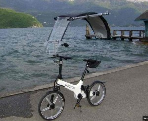 Veltop Want To Keep Cyclists From Getting Soaked
