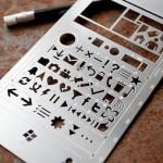 Windows Phone 7 Stencil Kit