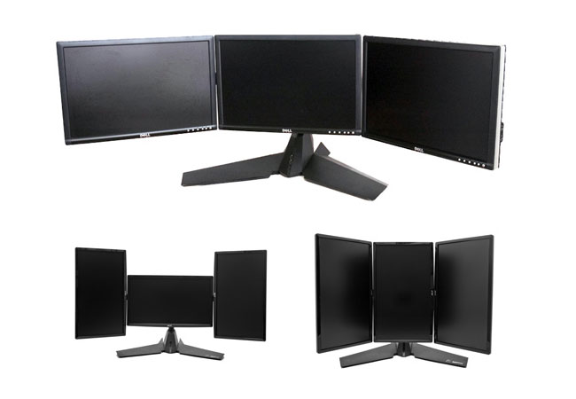 XFX Triple Monitor Stand