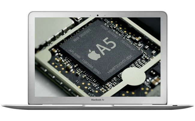 A5 MacBook Air