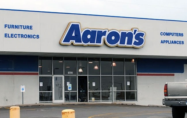 Aarons Rent To Own submited images