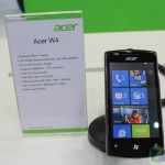 Acer W4 Windows Phone 7 Mango Handset Specs Revealed