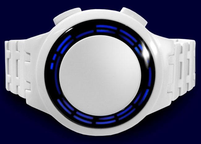 Tokyoflash Kisai RPM Acetate White