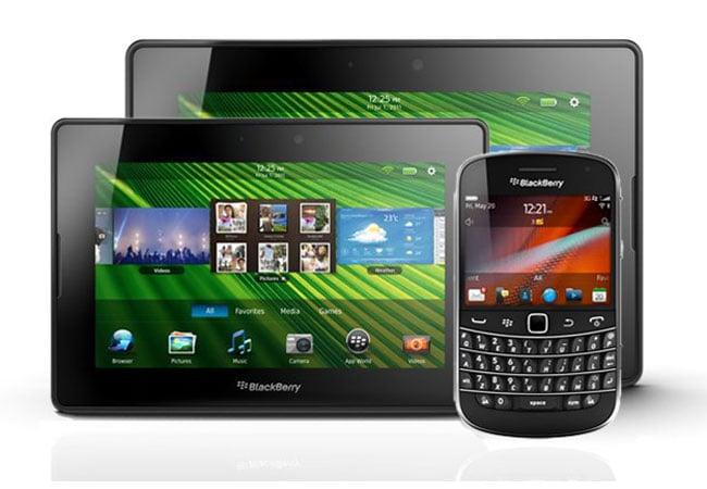 10 Inch BlackBerry PlayBook