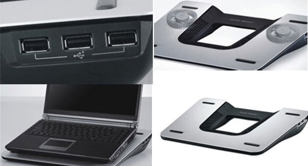 Notepal Evo Laptop Cooler