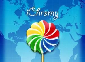 iChromy iPad Web Browser