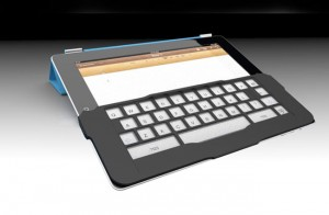 iKeyboard iPad Touch Typing Aid (video)