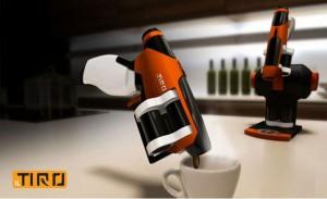 Espresso Shot Gun Concept (video)