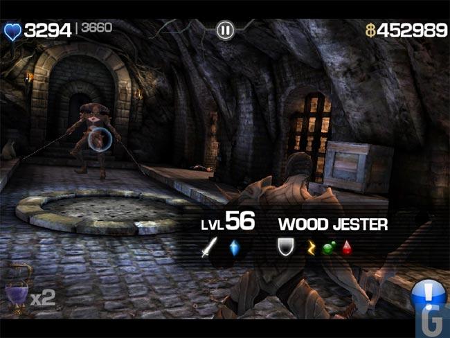 Infinit Blade Multiplayer