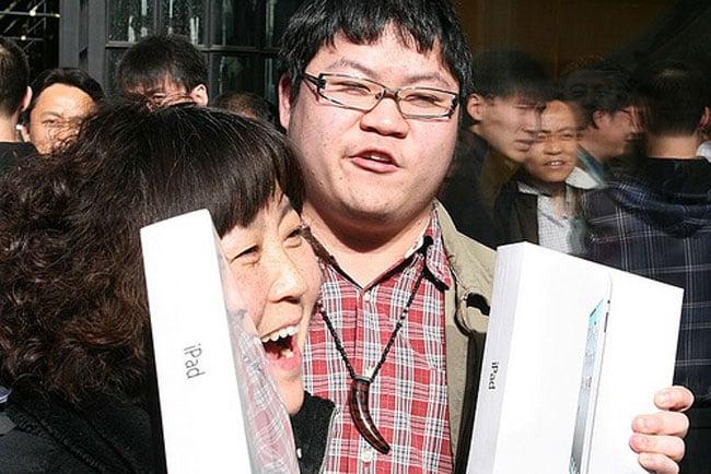 iPad 2 China