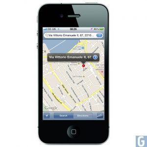 Apple To Uses Google Maps For iOS 5