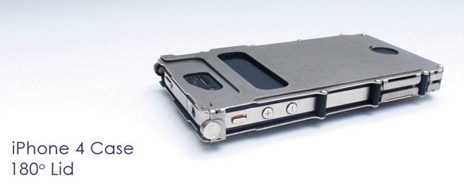LTD Tools iPhone 4 case