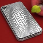 metalliCover iPhone 4