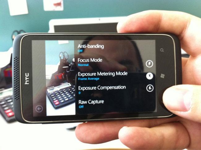 Mystery HTC Smartphone
