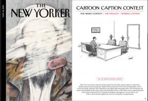 New Yorker iPad
