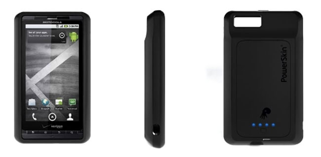 PowerSkin Case