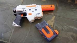New Super Soaker Water Gun Uses Clips Like Real Gun