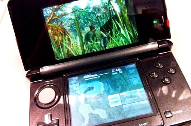 3DS Metal Gear Solid