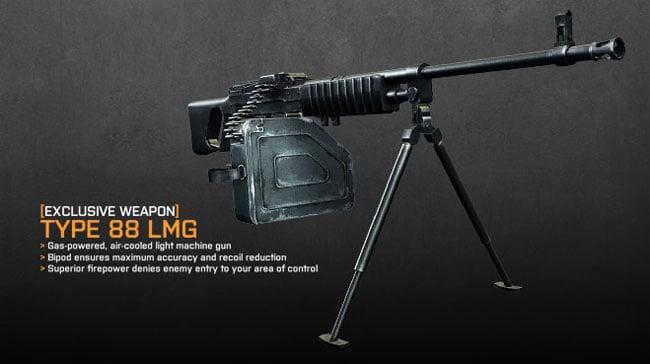 Physical Warfare DLC