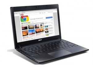 Acer's AC700 Chromebook Arrives This Month, 3G Model To Follow