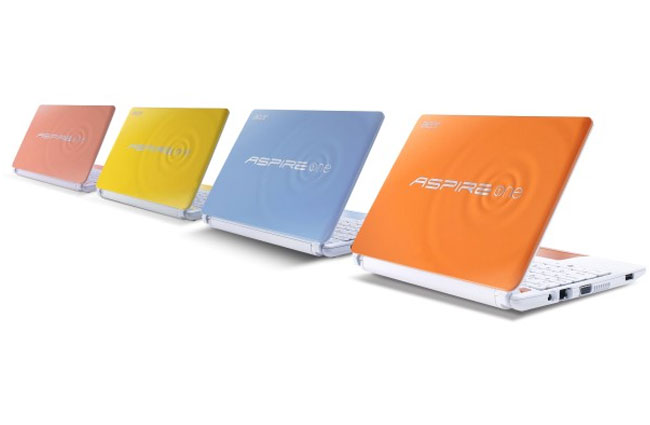 Acer Aspire One Happy 2 Netbook