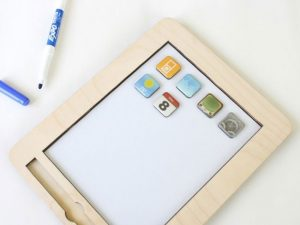 AnaPad Wooden iPad