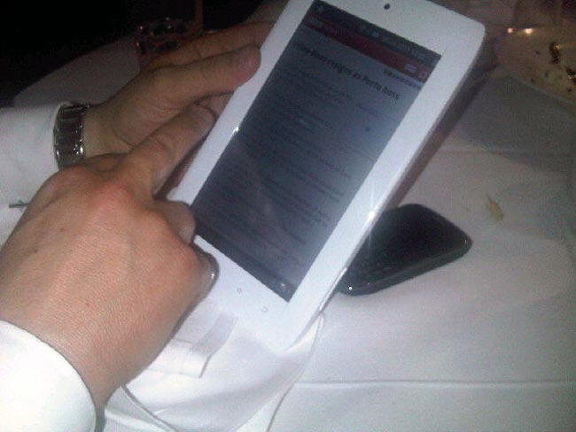 AndyPad Android Tablet