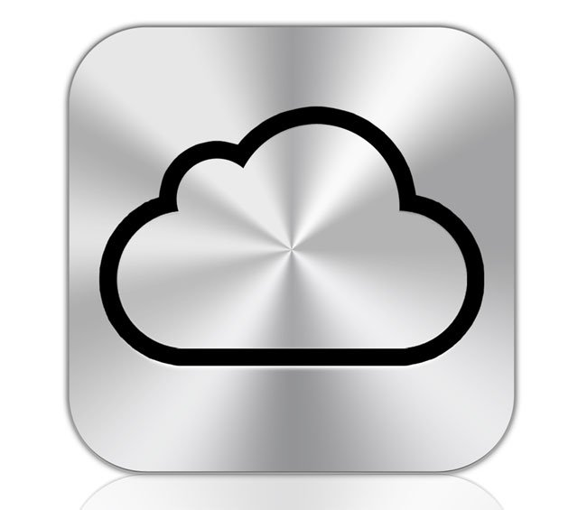 apple icloud vector logo � vectorvault your imagination
