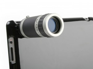 Apple iPad 2 Telescope Camera Lens