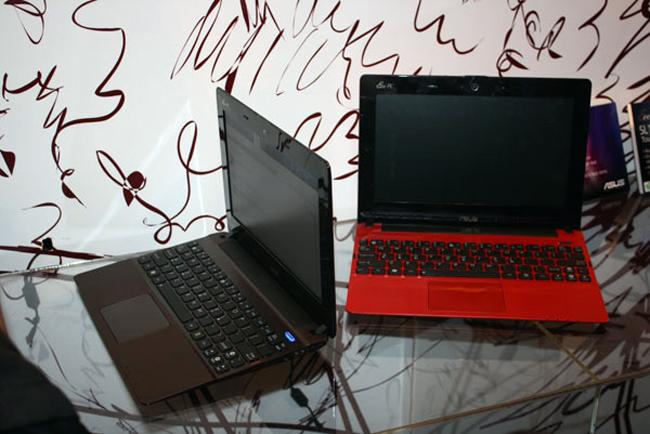 Asus Eee PC X101 MeeGo