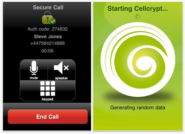 Cellcrypt Mobile