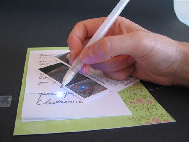 Circuit Pen Silver Ink