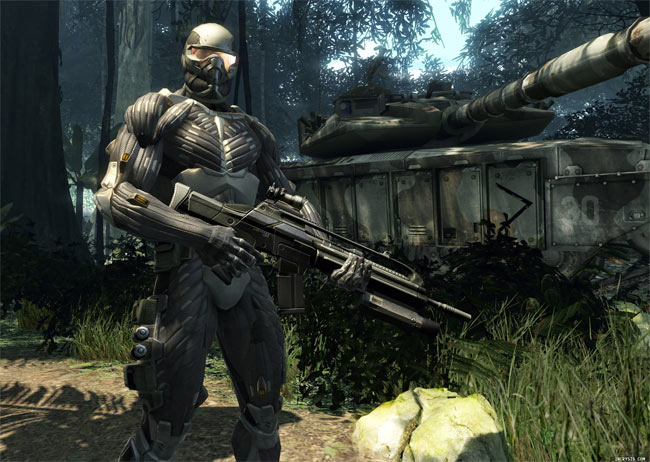 Crysis 2 DirectX 11 Update Arriving 27th June