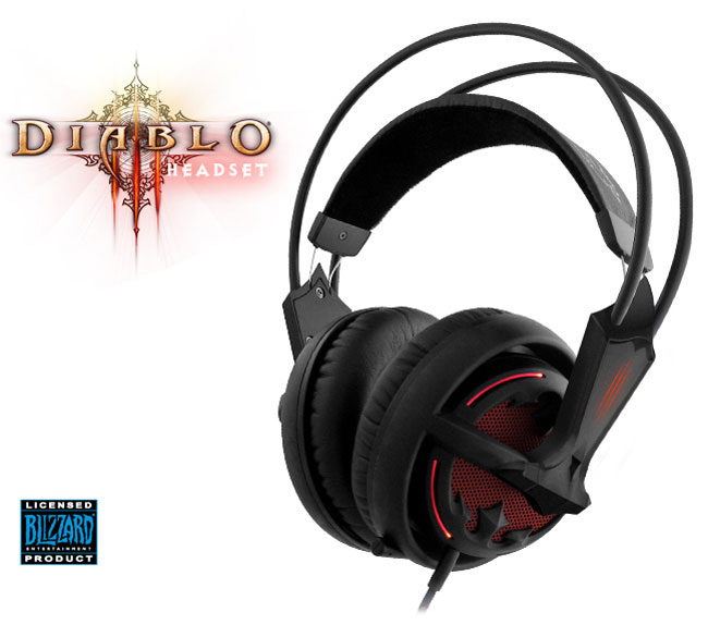 Diablo III Headset
