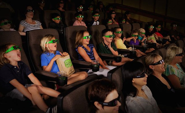 Dolby Unveils 3D Kids Glasses
