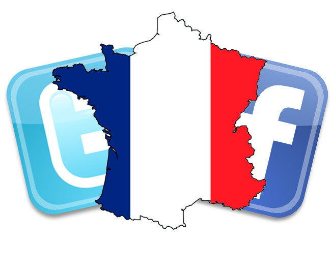 how to say facebook in french