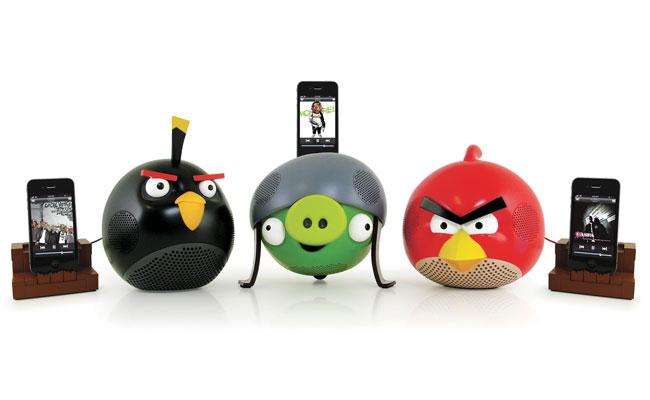 Gear 4 Angry Birds