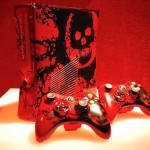 Gears Of War Red Limited Edition Xbox 360