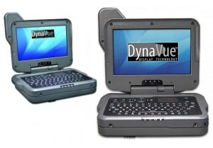 Rugged Ultra Mobile General Dynamic GD2000 Notebook